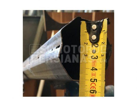 Adaptador Somfy de motor a eje persiana 50mm
