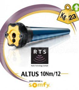 Motor Somfy RTS Altus genérico 10Nm