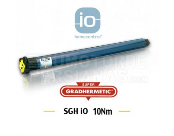 Motor Somfy Supergradhermetic iO 10Nm