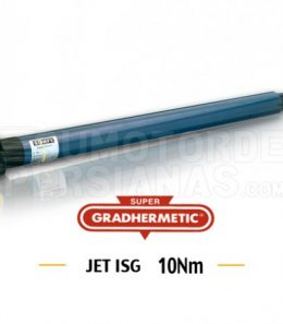 Motor Somfy Supergradhermetic JET ISG 10Nm