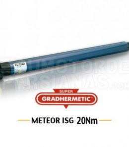 Motor Somfy Supergradhermetic METEOR ISG 20Nm