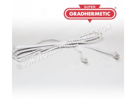 Recambio Supergradhermetic cable telefonico