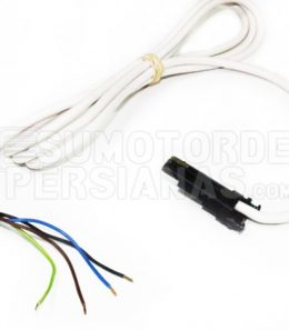 Somfy repuestos cable motor cable
