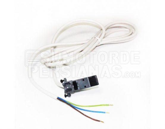 Somfy repuestos cable motor radio