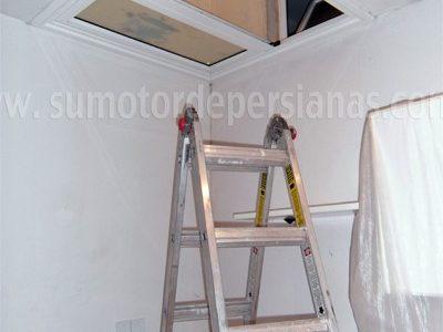 Motores persianas Somfy iO homecontrol para hacer ventana apertura automática