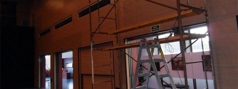Automatizar motores de persianas con sistema de alarma contra incendios