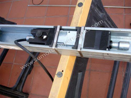 Cambiar un motor de persianas Metalunic