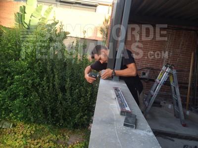 Instalación de persianas orientables en Barcelona