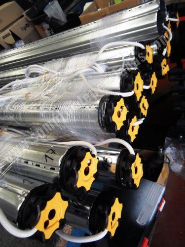 Persianas Super-Gradhermetic con Motor iO Somfy Instalaciones