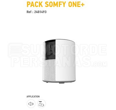 Precio Somfy One Plus